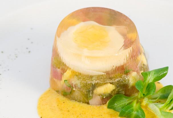 Aspic a la marinera