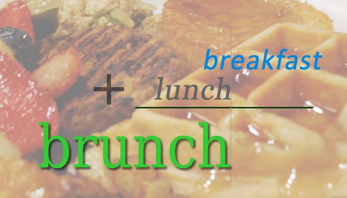 ideas para el brunch