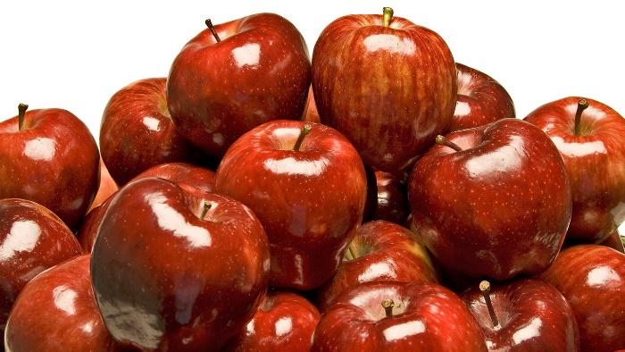 Las manzanas son geniales para llevar en los viajes
