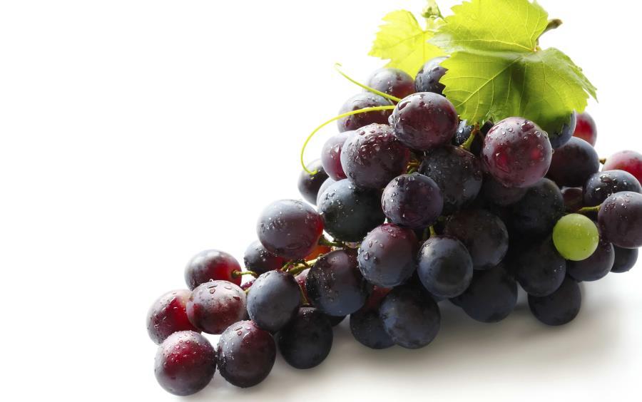 Como pelar fácilmente las uvas