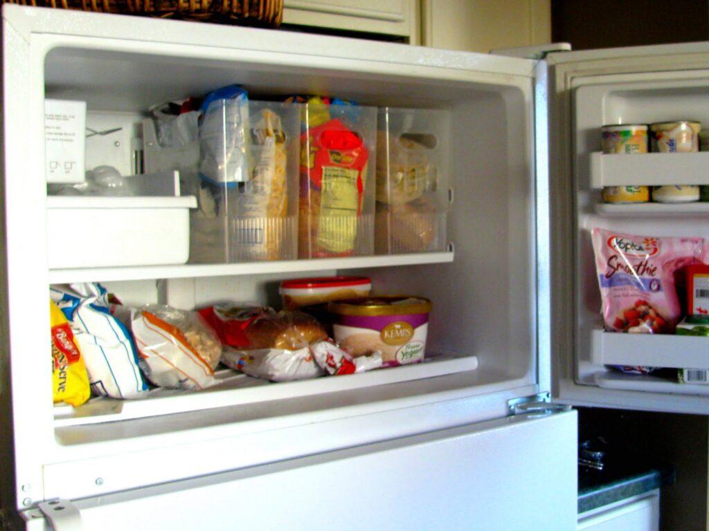 Consejos sobre el uso del freezer