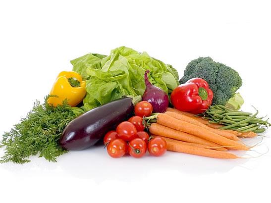 Si necesitás minerales elegí tus hortalizas