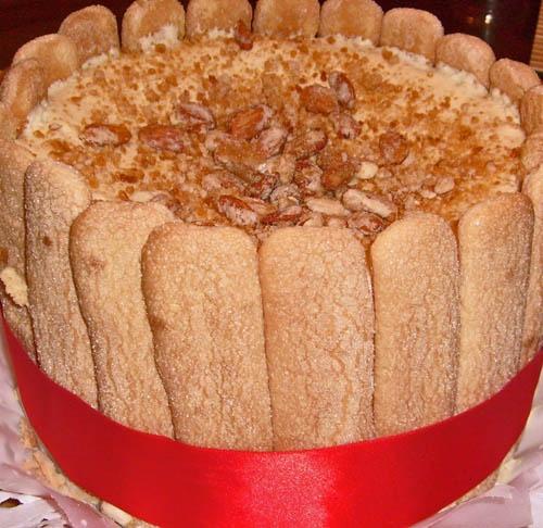 torta moka sin utilizar el horno