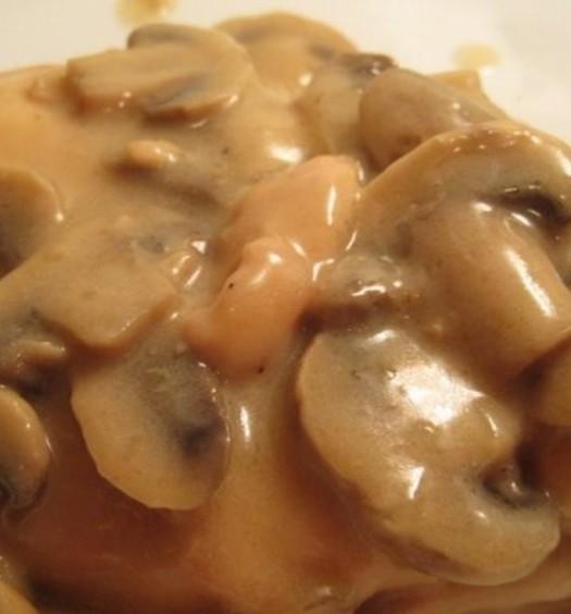 salsa de champignones