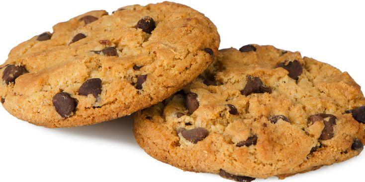 cookies o galletitas listas para comer