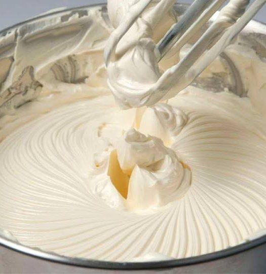crema de manteca