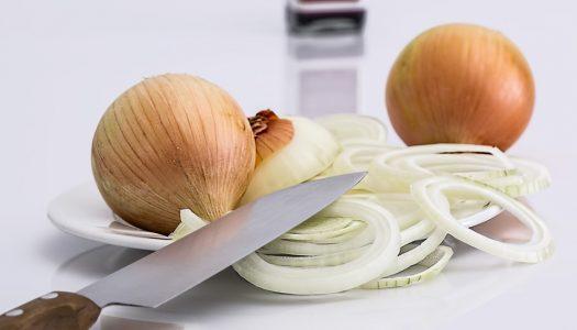 Salsa de cebollas